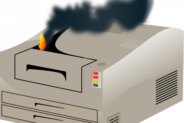 Broken All In One Printer